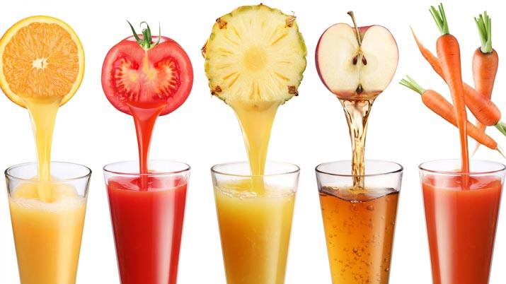 I benefici dei Frullati di Frutta e Verdura