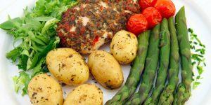 Dieta vegana menù settimanale