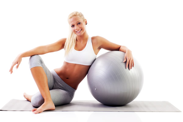 Fitness ball o stability ball adatte per dimagrire