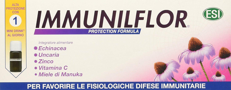 Immunilflor Protection Formula L'Integratore Per le Difese Immunitarie
