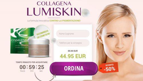 Collagena Lumiskin recensione