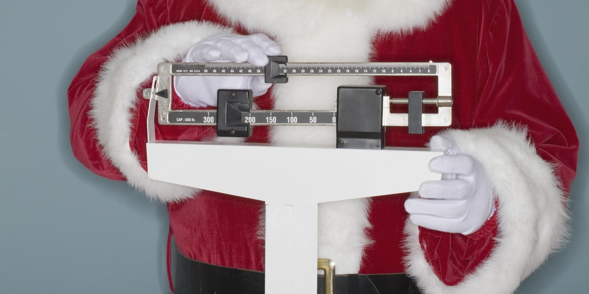 Come evitare di ingrassare durante le feste natalizie