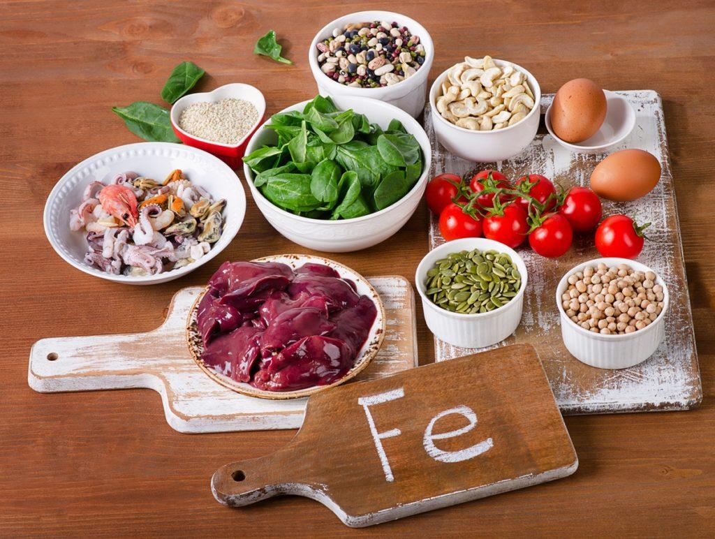 Fonte di Ferro classifica degli alimenti