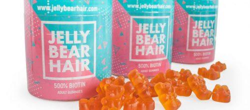 Jelly Bear Hair, l'integratore per capelli sotto forma di orsetti gommosi Recensione