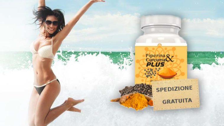 Piperina & Curcuma Plus capsule Recensioni, opinioni e dove comprarla